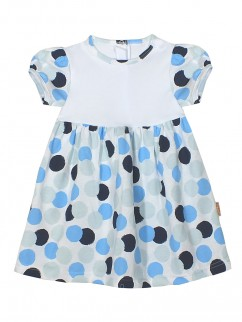 "Платье 700к ""Незабудка"" синее"